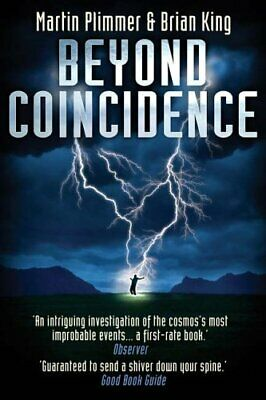 Beyond Coincidence by King, Brian Paperback Book The Cheap Fast Free Post