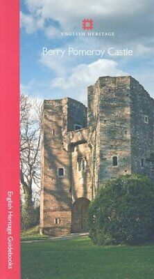 Berry Pomeroy Castle (English Heritage Guideboo... by Kightly, Charles Paperback
