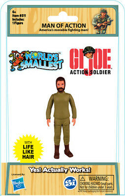 Worlds Smallest Gi Joe Worlds Smallest Toy