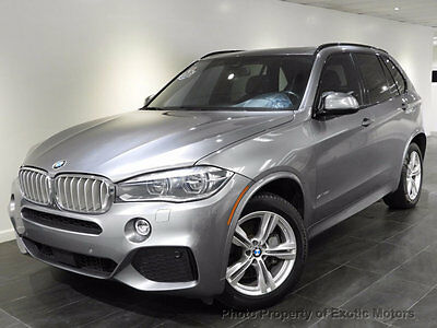 2014 BMW X5 xDrive50i 2014 BMW X5 xDRIVE50i COLD-WEATHER/M-SPORT/EXECUTIVE-PACKAGES WARRANTY MSRP$93k