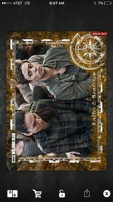 Topps The Walking Dead Card Trader Complete Set Of Grotesque With Dale Award