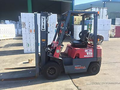 Nissan Forklift   Contact 0418968388 Great Value
