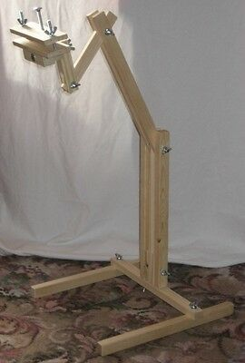 NEW ITA CROSS STITCH FLOOR STAND & CLAMP, tapestry, needlework, embroidery