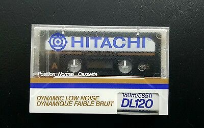 HITACHI DL120 : Made in Japan : NEW & SEALED