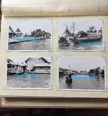1960s photo album Poss China Malaysia Singapore Indonesia ? Help Please