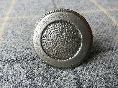Set Of 6 Antique Style Pewter Cabinet/cupboard/drawer/door Knobs