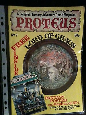 Proteus Magazine Issue 9 Lord of Chaos