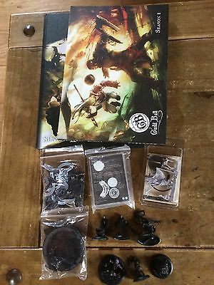 Guild Ball Morticians Bundle With Rulebooks And Templates