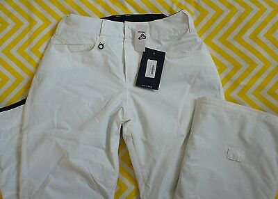 ROXY 'Backyard' snowboard ski pants. WOMEN'S Sz M/12 BNWT