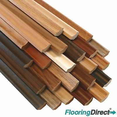 New Scotia Beading Laminate Floor 2.4m x 20 Lengths Edging Trim MDF Cheap Price!