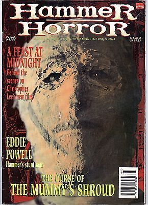 Hammer Horror No. 3 May Very Good Condition