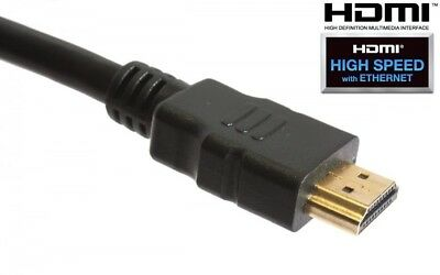 Premium HDMI Cable v2.0 Ultra HD 4K 2160p 1080p 3D High Speed Ethernet ARC HEC 3