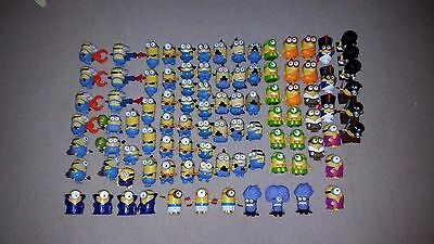 Despicable Me Minions, 100+ McDonalds Happy Meal Toys