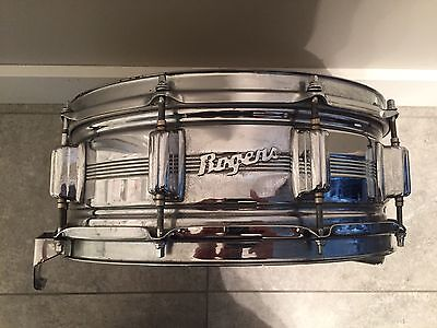 Rogers dyna-sonic 5 x 14  snare drum project