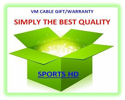 12 month Supreme Quality cable gift+HD nothing blocked