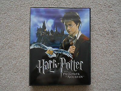 HARRY POTTER AND THE PRISONER OF AZKABAN album for trading cards CARDS INC