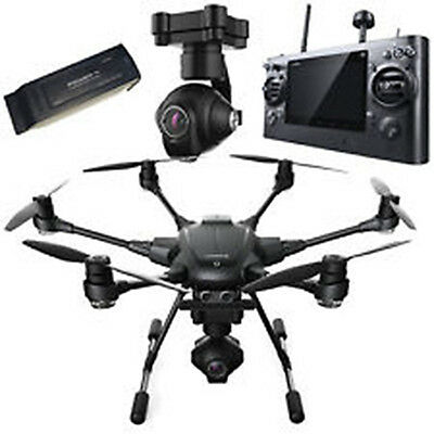 Yuneec Typhoon H Advanced C-GO3 + 4K Gimbal Akku ST16