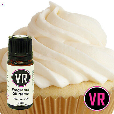10ml CUPCAKE Fragrance Oil Home Fragrance Soaps Candles Creams