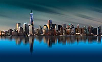 WALL MURAL PHOTO WALLPAPER XXL World Trade Center New York City NYC (1X-738332WS