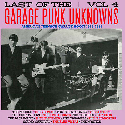 Va. Last Of The Garage Punk Unknowns#4 - American Teenage Garage Hoot! 1965-1967