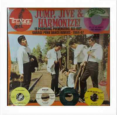 "Va. Teenage Shutdown! ""jump, Jive & Harmonize""-Garage Punk Dance Ravers 1964-67♫"