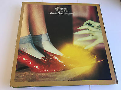 ELO Eldorado Vinyl Record LP JETLP 203 Electric Light Orchestra NMINT/EX+