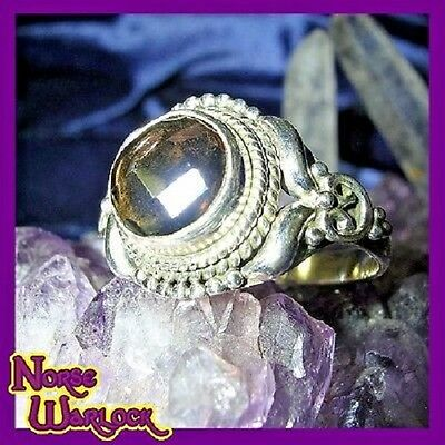 Psychic Portal Reincarnation Ring Sees Past & Future Lives! Rare Magick! haunted
