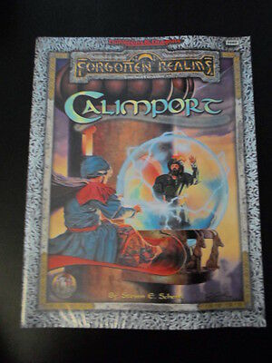 AD&D=Forgottten Realms=CALIMPORT=CAMPAIGN EXPANSION= TSR 9589