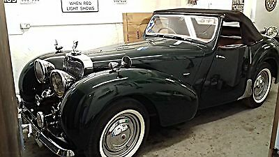 1948 Triumph Roadster 1800 - Ready for Exhibiting!