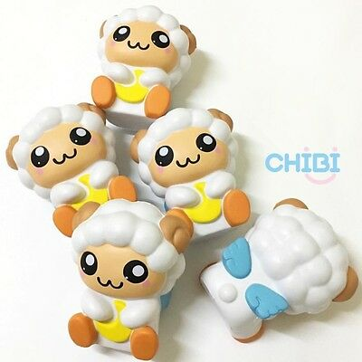 Sold Out Soon Chibi Nuunii Sheep Squishy Ibloom Quality Rare