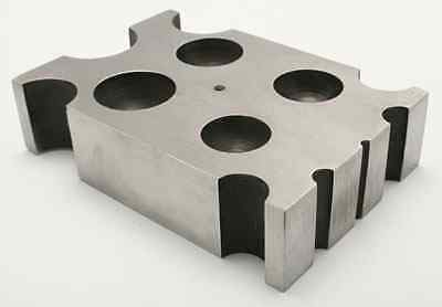 Forming Block Jewellers Silversmith Dapping Doming Shaping Craft Tool