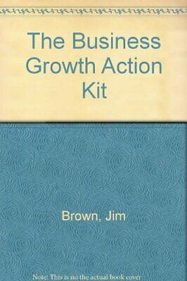 The Business Growth Action Kit by Brown, Jim Paperback Book The Cheap Fast Free