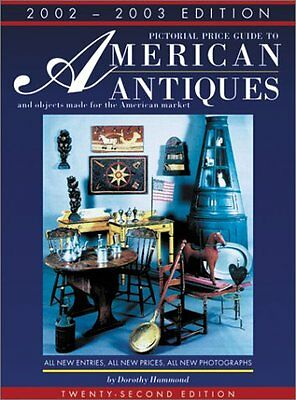 Pict. PG American Antiques (Pictorial Price Guide