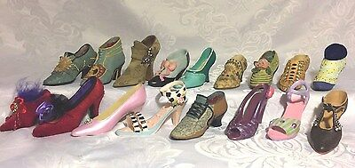 MINIATURE Woman's Shoes and Ornaments Collection of 25~Variety