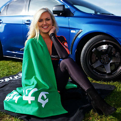 *official* Takata Racing Blanket * New Release * Jdm