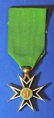 British Canadian Officer Of The Order Of St Lazarus Of Jerusalem          Ab0066