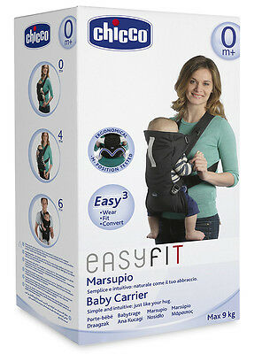 CHICCO Easyfit Marsupio Baby Carrier New - Original