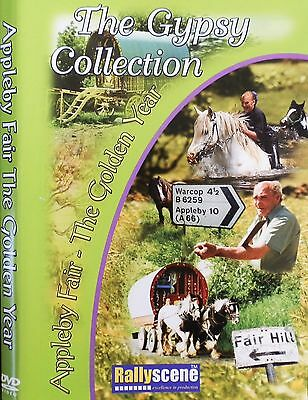 APPLEBY FAIR - THE GOLDEN YEAR DVD - gypsies, travellers, horses