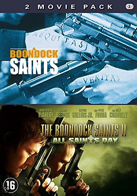Boondock Saints 1 & 2 - Dutch Import  DVD NEW
