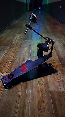 Axis Longboards A Single Classic Black Pedal
