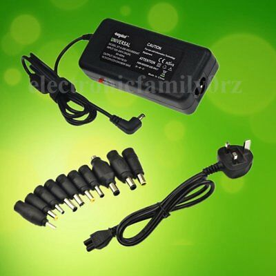 90W AC Power Supply Universal Adapter Charger for Multi Laptop Notebook 10 Tips