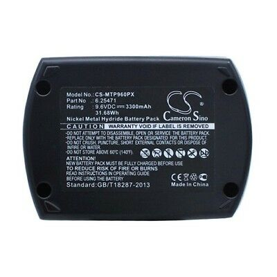 Replacement Battery For METABO 6.25471