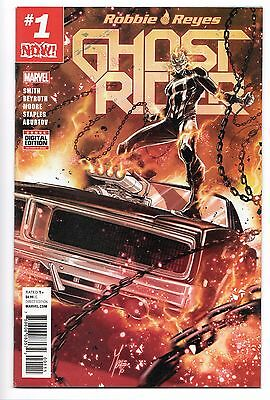 Ghost Rider #1 - NOW! (Marvel, 2017) - New/Unread (VF/NM)