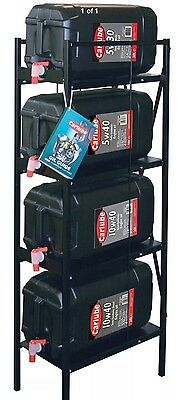 Carlube Oil Drum Stand 25ltr CDS025 litres Genuine Top Quality New