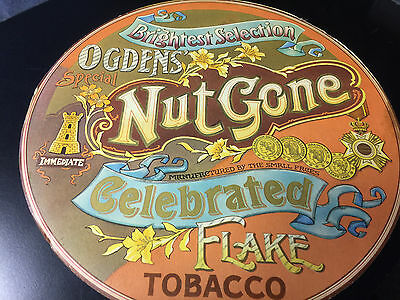 Small Faces Ogdens Nut Gone Flake Original Mono Lilac Rare 1968 5 Piece Sleeve