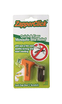 Zapper Click Mosquito And Stinging Insect Bite Relief Click Dont Scratch!