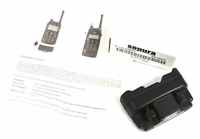 300-00473 Sepura S-Link Wireless Bluetooth Adapter /f SRH35/3800 Hand-Held Radio