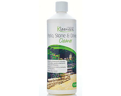 Patio, Stone And Driveway Cleaner - 1Litre.