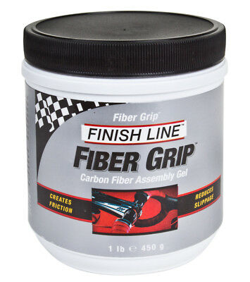 Finish Line Fiber Grip Paste Lube F-l Fiber Grip Paste-f/crbon 1lb