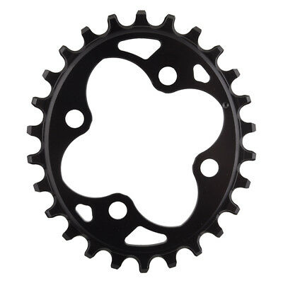 Absolute Black Oval 96 BCD XTR N//W Chainring Absoluteblack Oval 96mm 32t 4b Bk